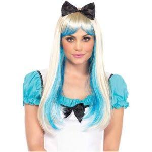 Accessories - Alice In Wonderland Wig
